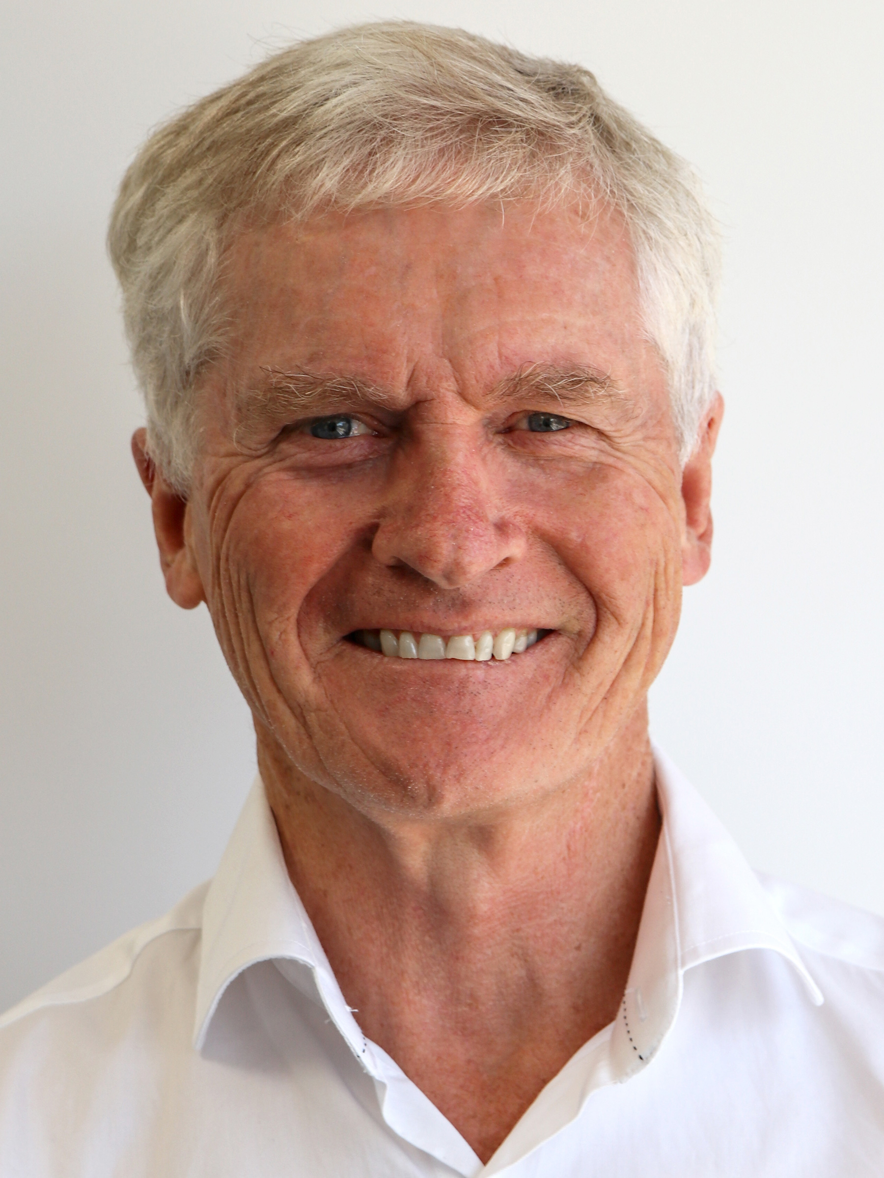 Portrait Of Mark Ryan, Board Member At Interact Australia