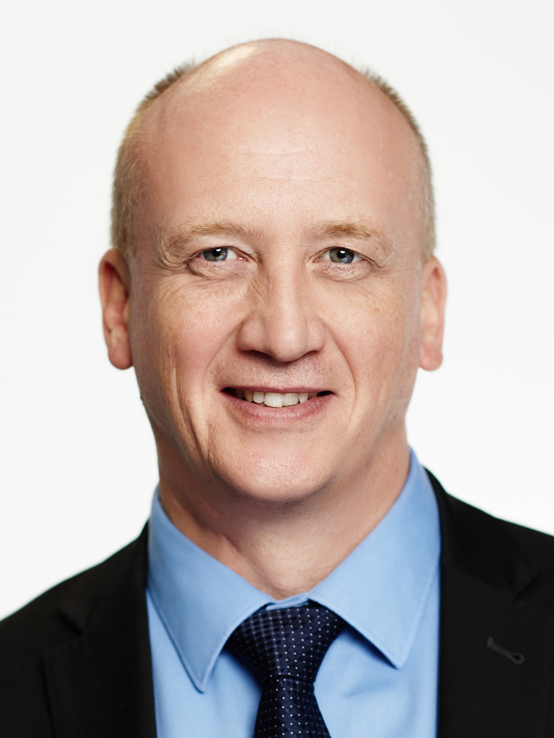 Portrait Of Poul Bottern, CEO Of IntoWork Australia And Board Member At Interact Australia