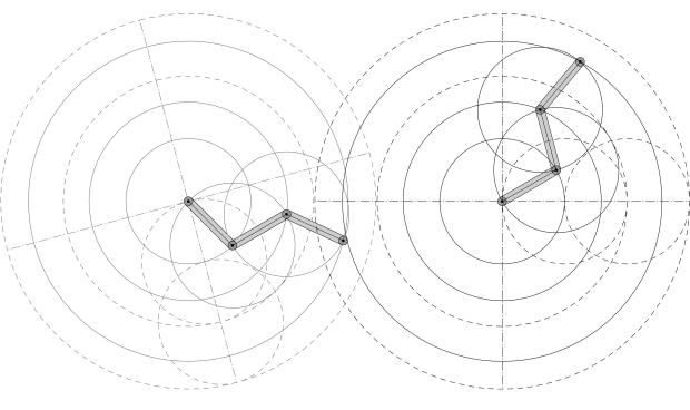 2 Modules, 3 Segments