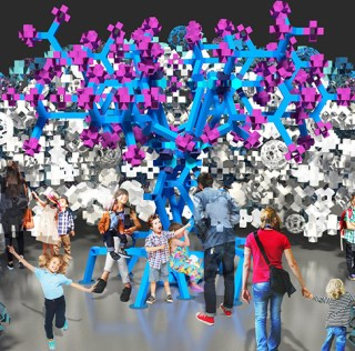 IALab commissioned to build The Edge of Chaos