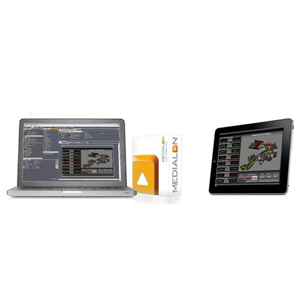 Medialon Manager Control Software