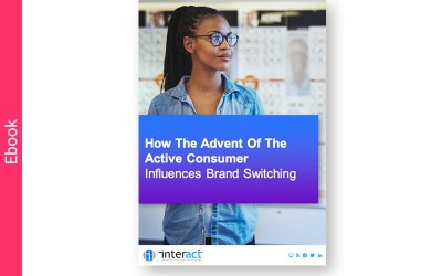 Ebook: How The Advent Of The Active Consumer Influences Brand Switching