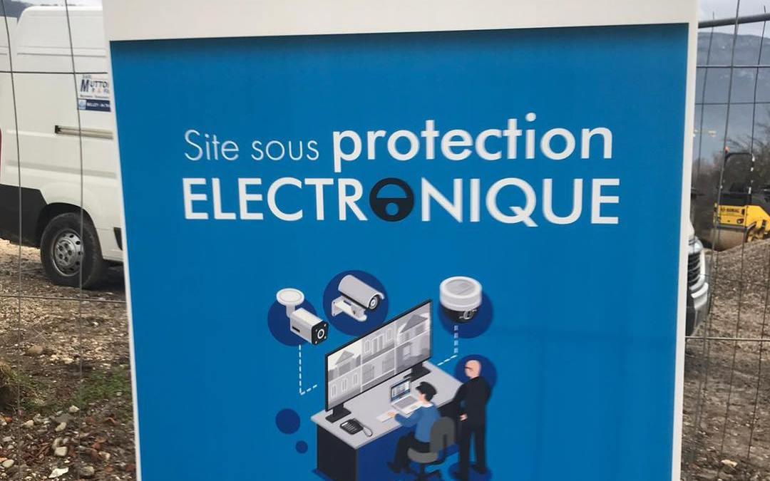 Protection de Chantier – La Ravoire