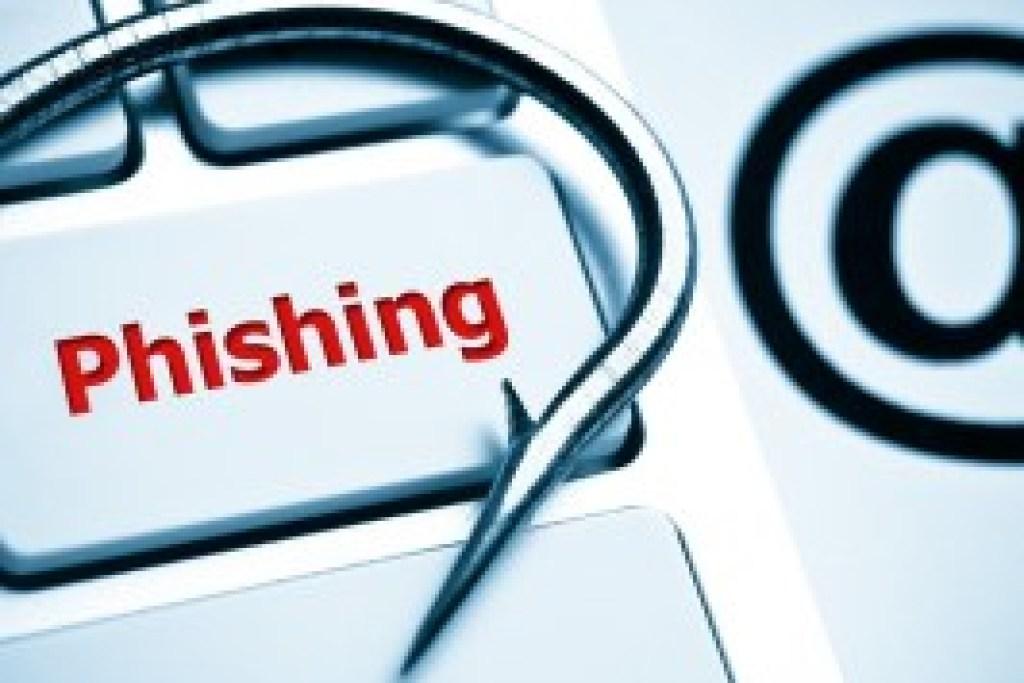 Phishing y protección de nuestros datos. Imagen de un teclado.