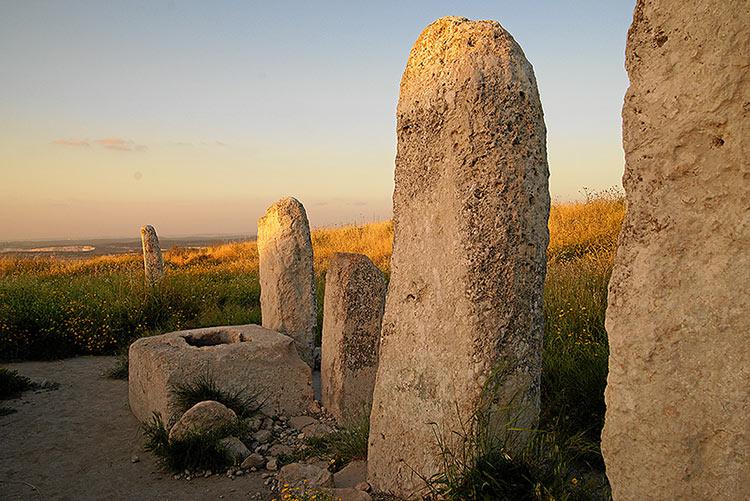 La pierre carrée