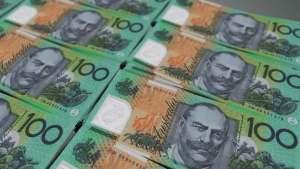 Photo Australian Bank Notes