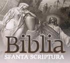 Biblia in limba romana online, text si audio