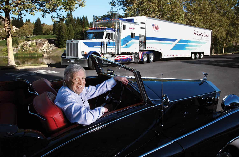 don williams blackhawk collection auto transport