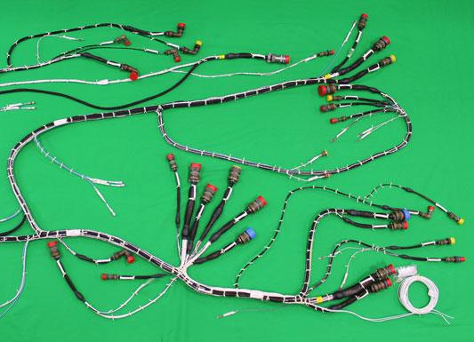 Aerospace Wiring Harness - Wiring Diagram K8 on