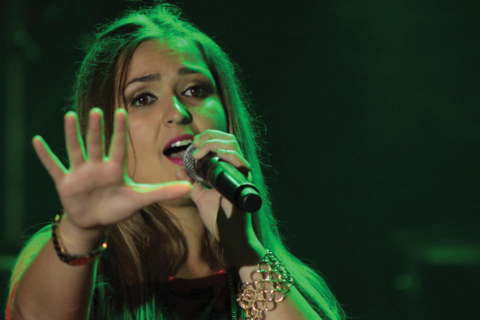 InterContinental Music Awards, artist, singing