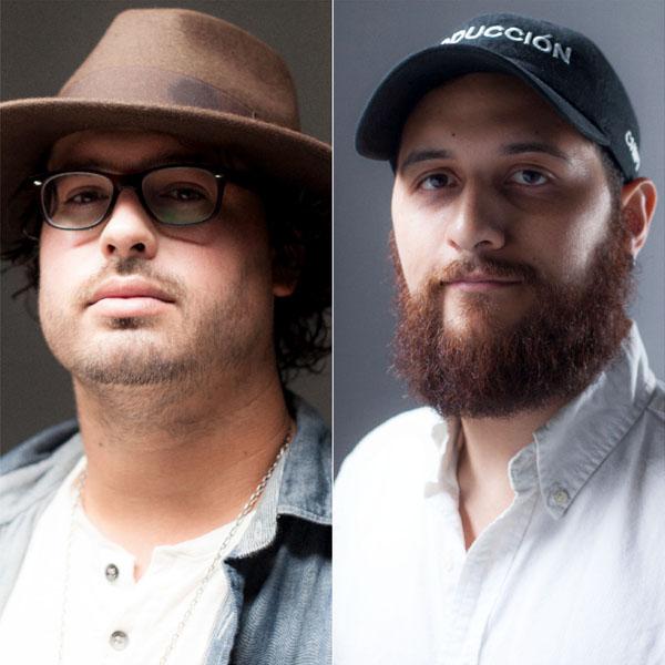 InterContinental Music Awards winner 2019, Juan Abella & Jose 'Chipi' Estrada, portrait