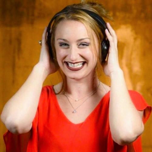 InterContinental Music Awards music judge, maria di cara , portrait