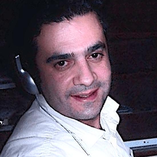InterContinental Music Awards winner 2020, fadi awad, portrait