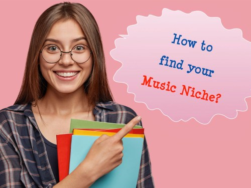 InterContinental Music Awards blog, how to find your music niche, girl smiling