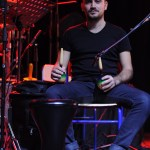 InterContinental Music Awards, concert event 2014, percussionist