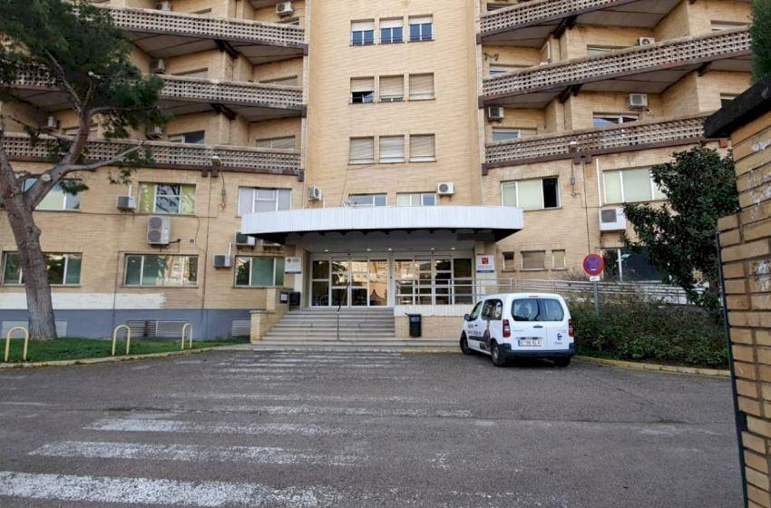 Obras de urgencia en la antigua Fe de Valencia para habilitar camas por la crisis sanitaria