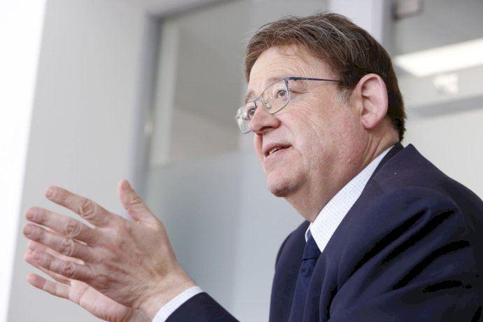 Puig pide a la UE un 'Plan Marshall' para paliar el impacto económico del coronavirus