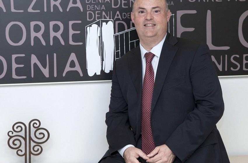 """Alberto de Rosa, consejero delegado de Ribera Salud: """"La Generalitat y los grupos sanitarios debemos sumar para recuperar el bienestar"""""""