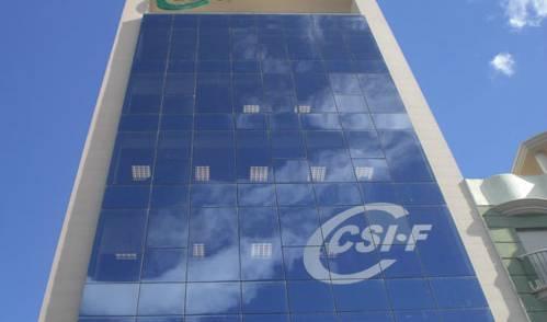 CSIF urge a reserva de camas hospitalarias, instalación inmediata de mamparas y protección para sanitarios