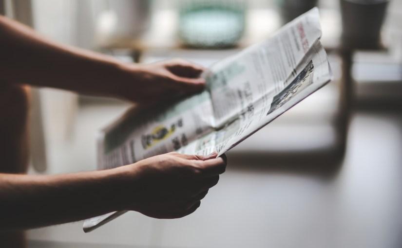 Un grito desesperado para que el periodismo recupere su sitio