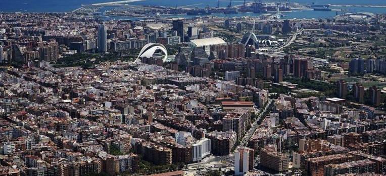 Los hoteles de Valencia mantienen la tendencia creciente de ocupación durante febrero sobre 2019