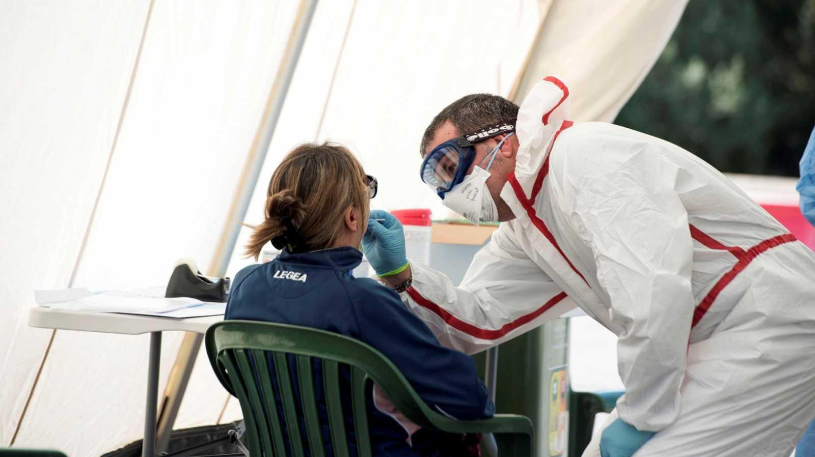 La Comunitat registra 34 fallecidos y 450 casos nuevos de coronavirus