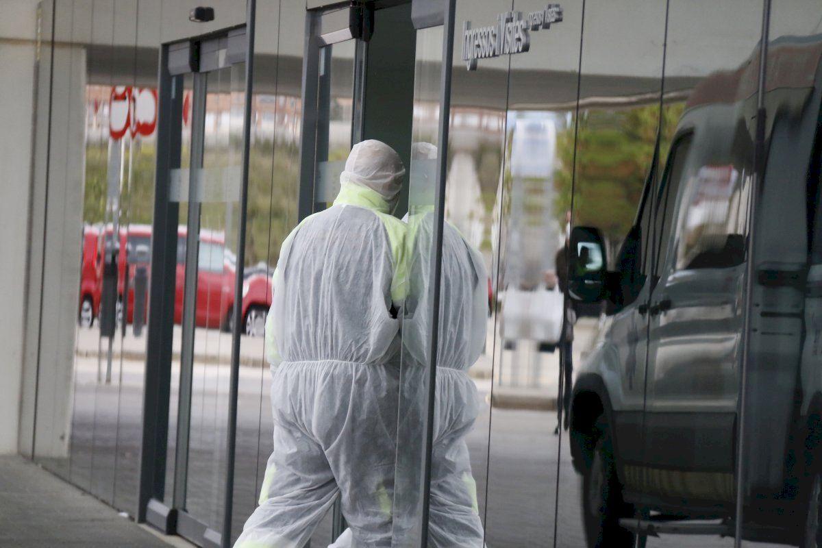 Sanidad registra 153 nuevos casos de coronavirus y 5 fallecidos en la Comunitat Valenciana
