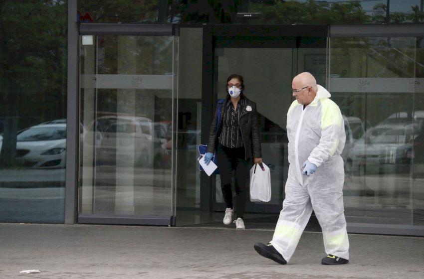 La Comunitat Valenciana suma 629 nuevos positivos por coronavirus desde la última actualización