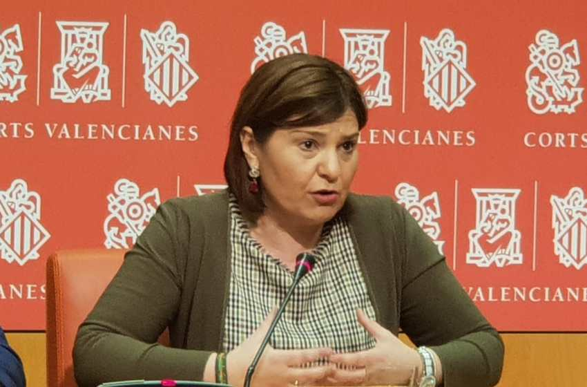Bonig pide a Puig que restablezca la línea de 32 millones para las empresas valencianas y lamenta que las ayudas para autónomos lleguen solo al 10%