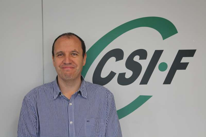 """José Seco, portavoz de Educación de CSIF Com. Valenciana: """"La crisis nos ha mostrado qué modelo de aprendizaje debemos plantearnos para el futuro"""""""