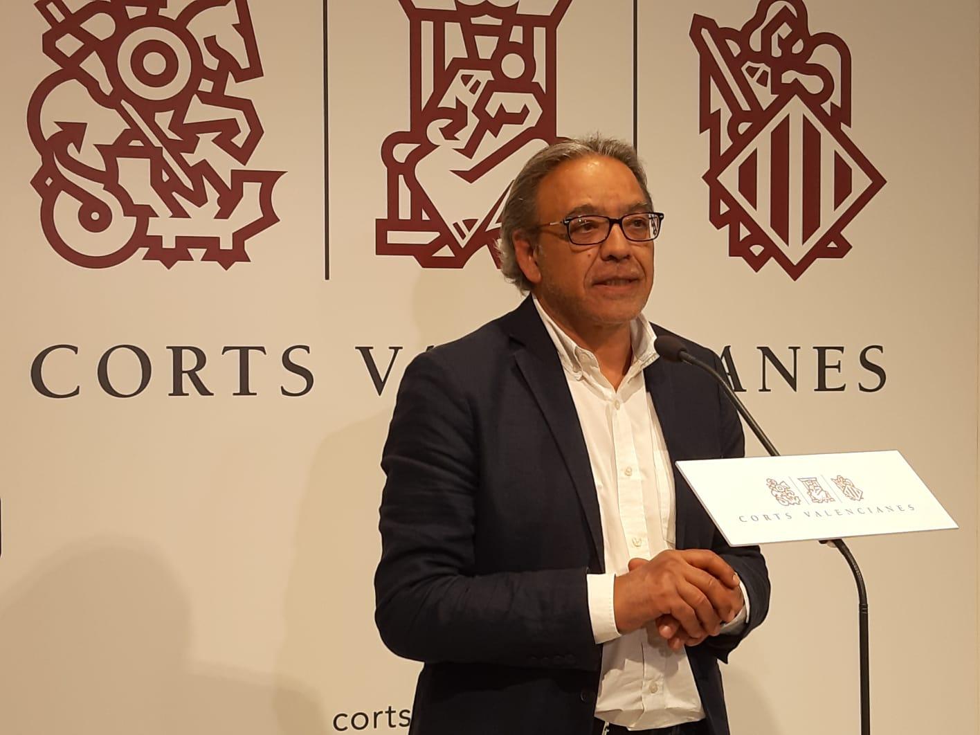 """Mata: """"El PSPV no permitirá la desaparición de la agencia Antifraude"""""""