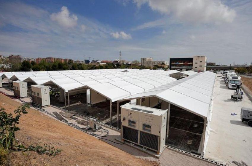 El PP le pide explicaciones a Puig por el contrato de mascarillas y geles que la empresa de los hospitales de campaña nunca entregó a la Generalitat