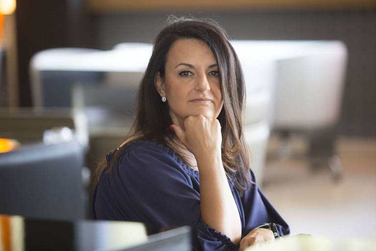 """Nuria Montes en """"El Intercafé"""": """"Nuestra recuperación depende mucho del turismo internacional y actualmente representa el 29% de la ocupación""""."""