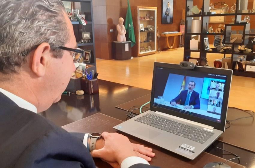 Benidorm propone ante SM El Rey y la ministra una EDUSI turística y recuerda la necesidad de un Plan Especial de Protección al Turismo