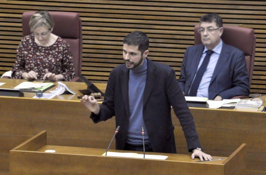 El PSPV-PSOE pide la creación de un clúster agroalimentario en la Comunitat que incluya a todos los eslabones del sector