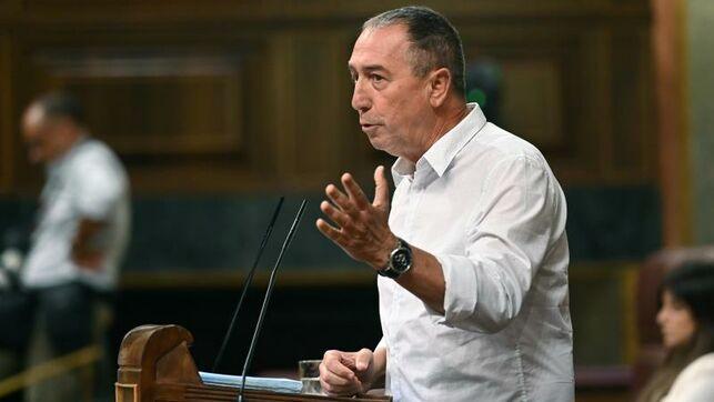 Baldoví reprocha a Sánchez que los valencianos sigan igual que con Rajoy
