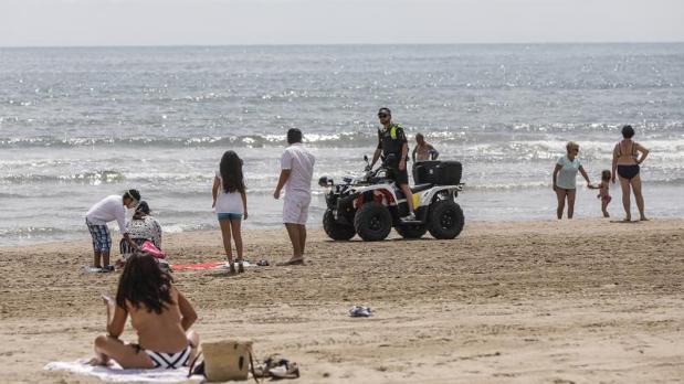 Fase 2, día 1: playas reabiertas, más comercio y primeros juicios telemáticos