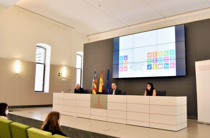 Martínez Dalmau presenta el estudio de accesibilidad de los edificios de la Generalitat