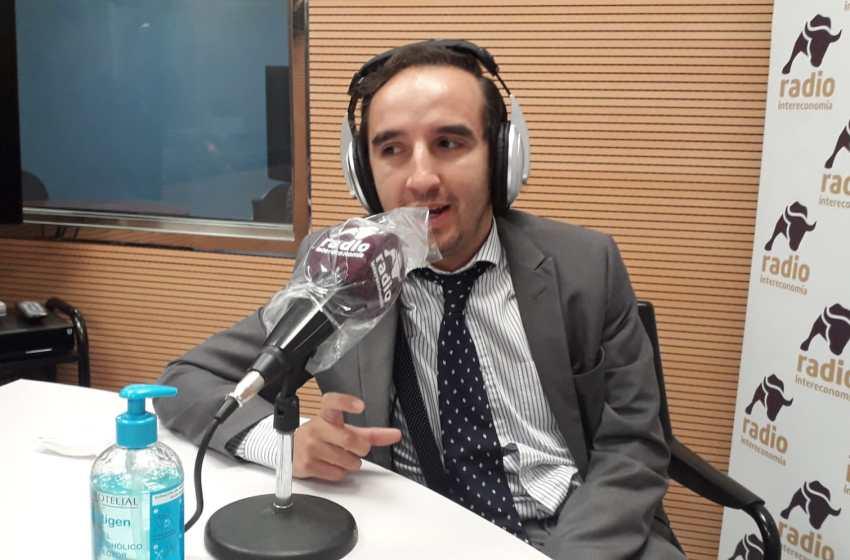 """Vicente Blanch en """"El Intercafé"""": """"Las ventas del cubretartas se han aumentado exponencialmente durante la pandemia y queremos llegar a toda Europa"""""""