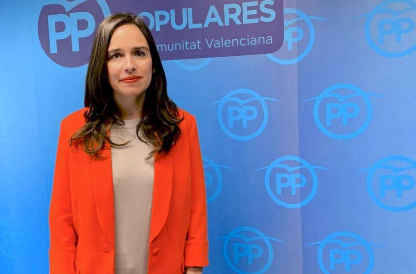 """Hoyo: """"Ábalos se ha convertido en el ministro del enchufismo y ha olvidado las necesidades de Valencia"""""""
