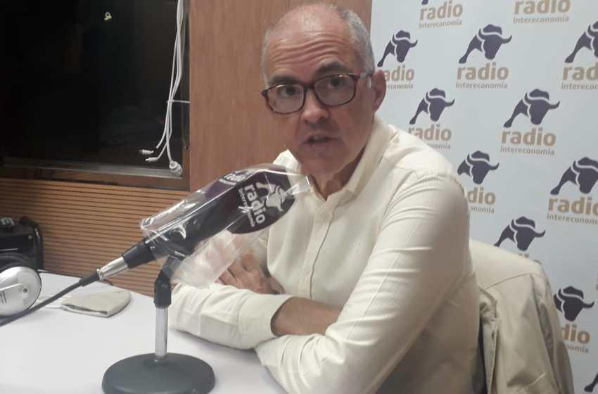 """Fernando de Rosa en El Intercafé: """"Ximo Puig ha sido un convidado de piedra en la negociación de la nueva Caixabank"""""""