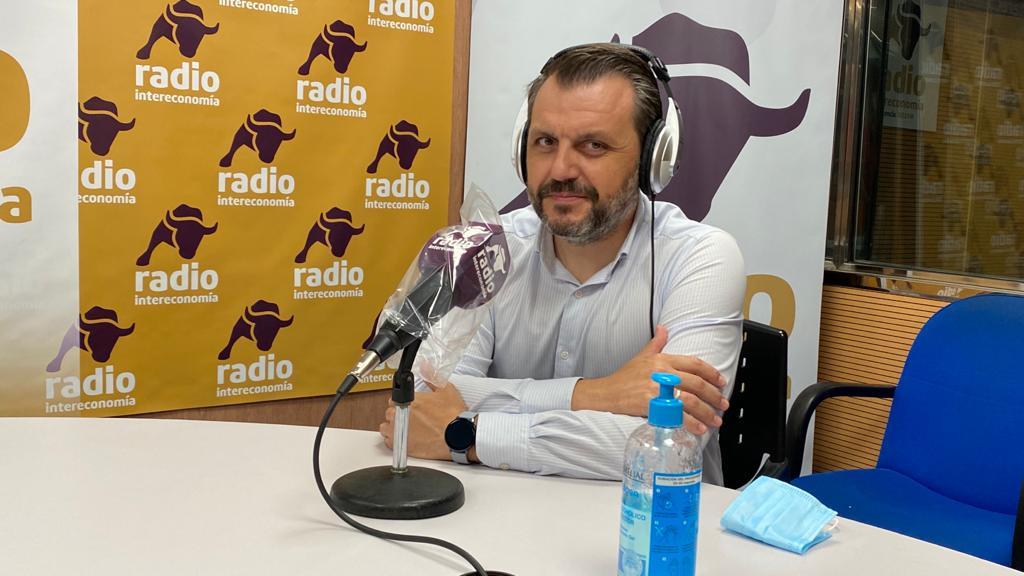 """José María Toro en El Intercafé: """"Las residencias y viviendas tuteladas necesitamos que Sanidad e Igualdad tomen decisiones con criterio unificado"""""""