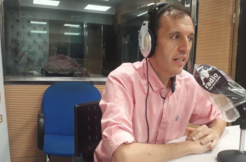 """José Seco en El Intercafé: """"Desde el CSIF demandamos que los centros educativos dispongan de enfermeros cualificados"""""""