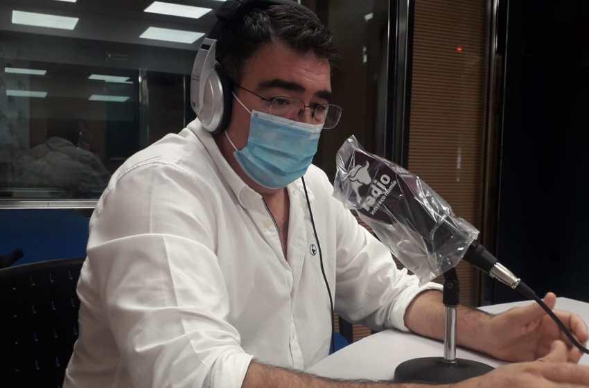 """Narciso Estellés en El Intercafé: """"En esta situación es muy necesario un compliance que no pudimos aprobar por la opacidad de los procedimientos de Grezzi"""""""
