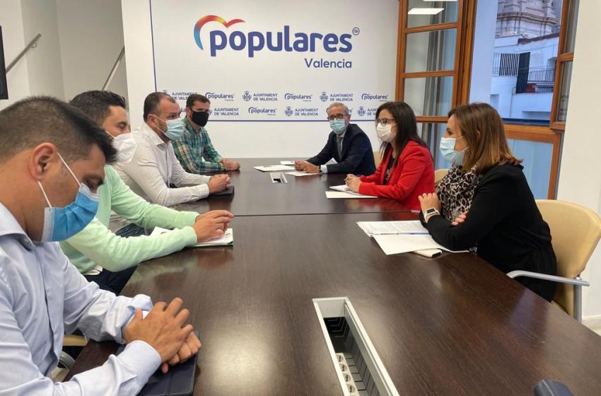 El Grupo Municipal Popular pedirá que la Policía Local sea considerada como profesión de riesgo