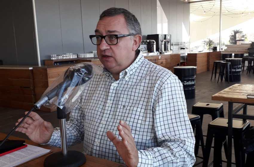 """Vicent Llorens en El Intercafé: """"Necesitamos rebajar el canon de la Marina para que las empresas puedan seguir trabajando en 2021"""""""