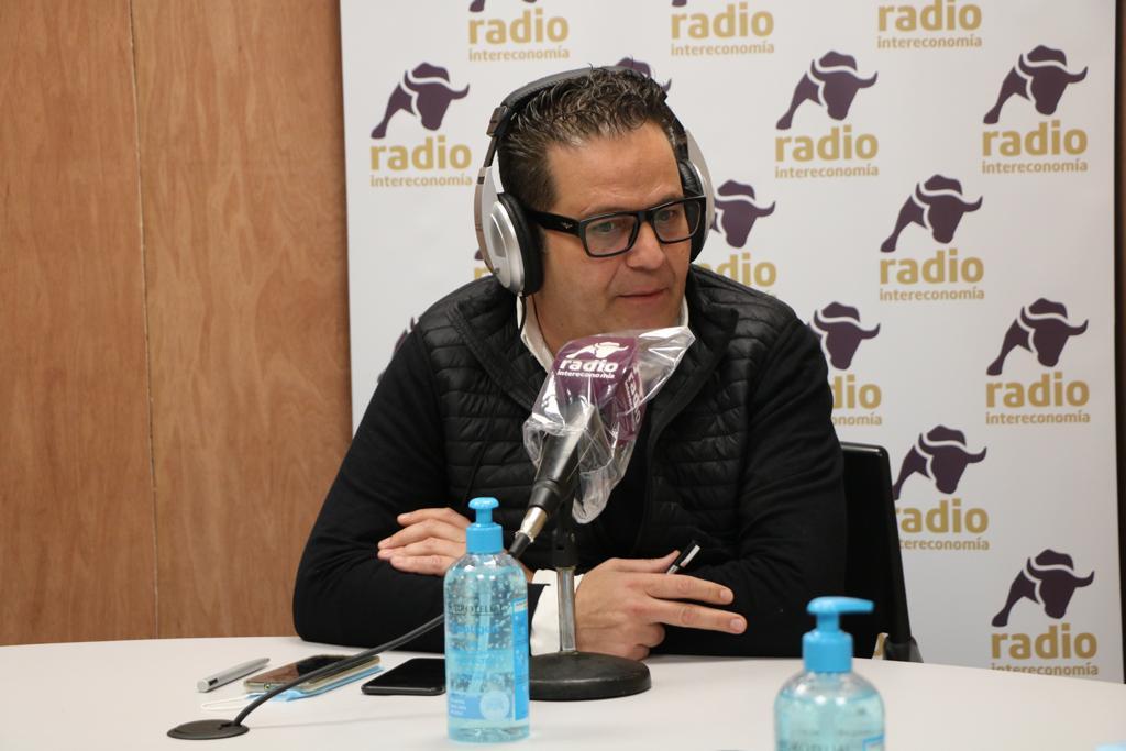 """José Fco. Cabanes (alcalde Sedaví) en El Intercafé: """"El gobierno tiene la obligación de desatascar las ayudas para que lleguen los fondos"""""""