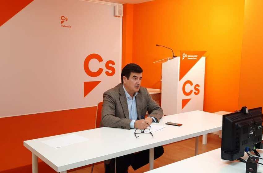 Ciudadanos Valencia inicia la campaña 'Tú en las Instituciones' para acercar el trabajo del grupo municipal a los afiliados