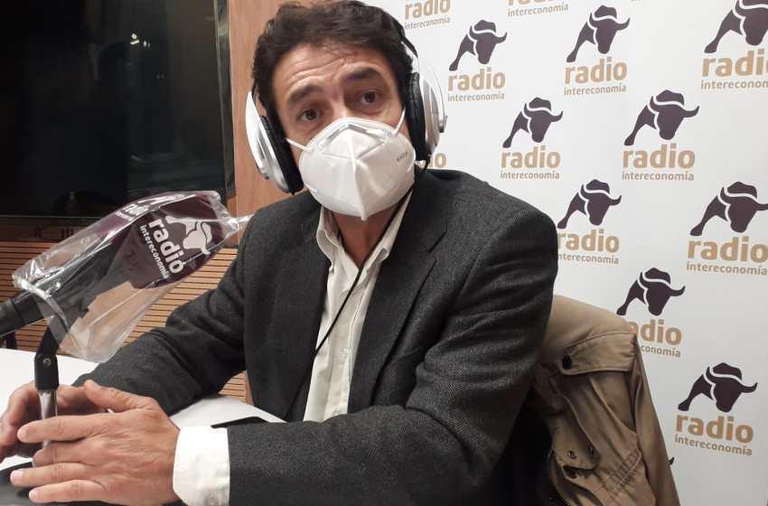 """Carlos Mundina en El Intercafé: """"La EMT es un autobús sin frenos y se necesitan cambios urgentes en la dirección de la empresa"""""""