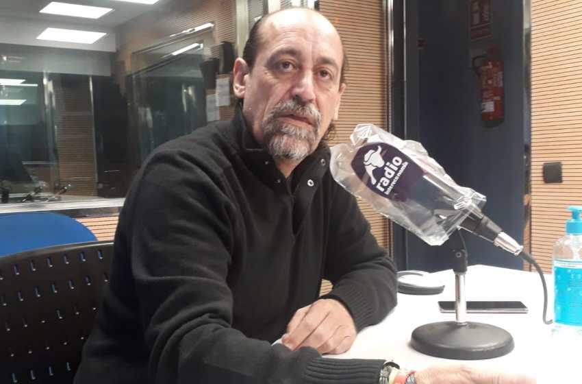"""Vicente Montañez en El Intercafé: """"Nadie asume sus responsabilidades por el incendio de la EMT, vamos en camino de otro escándalo"""""""